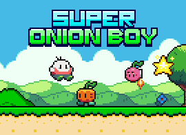 Spanish Super Onion Boy